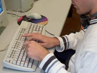 Usando el ordenador