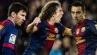 Ver v�deo El Bar�a renueva a Messi, Xavi y Puyol
