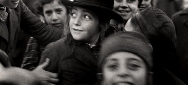 Jewish schoolchildren, Mukacevo, ca. 1935–38