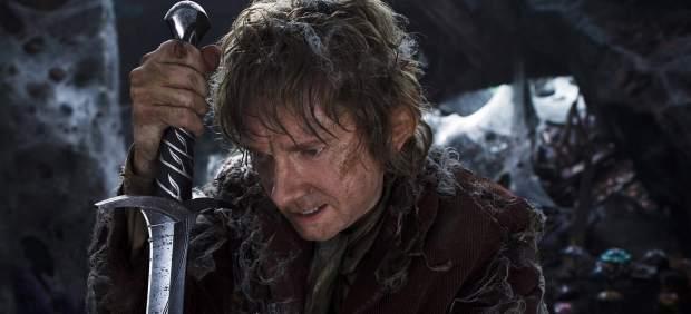 Bilbo Bolsón en El Hobbit