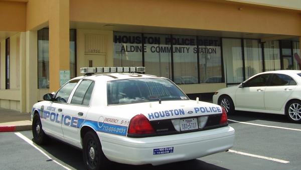 Policía de Houston