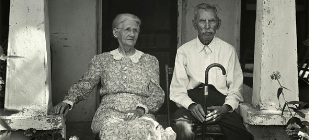 Mr. and Mrs. W. P. Fry, Burnet, Texas, 1941