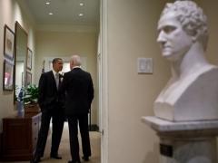 Obama y Joe Biden
