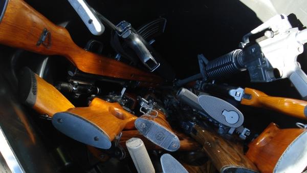 Armas al por mayor