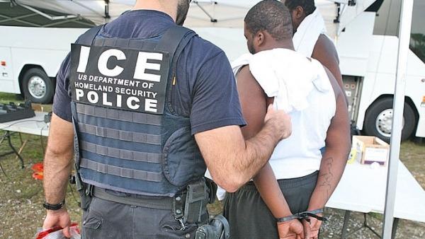 Agentes del ICE
