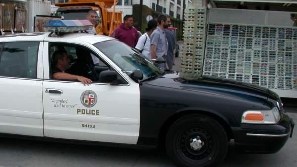 Policía de Los Ángeles