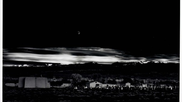 ´Moonrise, Hernandez, New Mexico, 1941´
