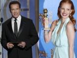 Schwarzenegger y Chastain