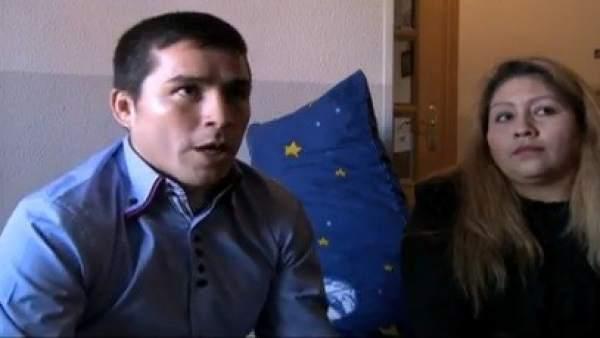 Luis y Fabiola