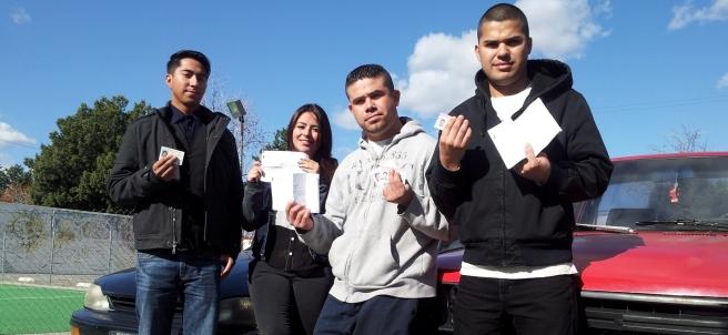Estudiantes indocumentados
