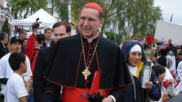 Roger Mahony / Wikipedia