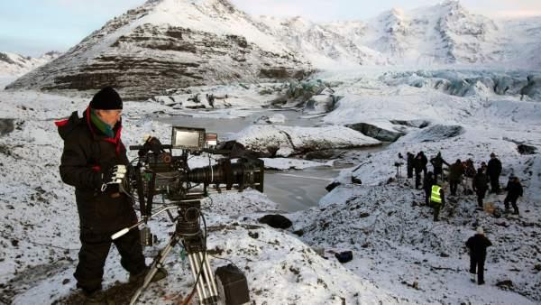 Rodaje de ´Juego de tronos´ en Islandia