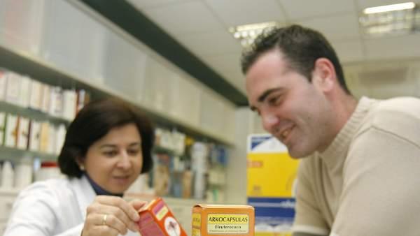 Una farmaceútica en Córdoba,