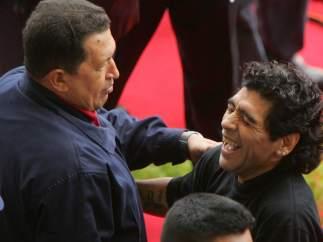 Amigo de Maradona