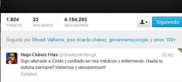 Twitter Chávez