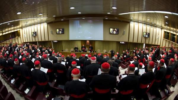 Reunión de cardenales