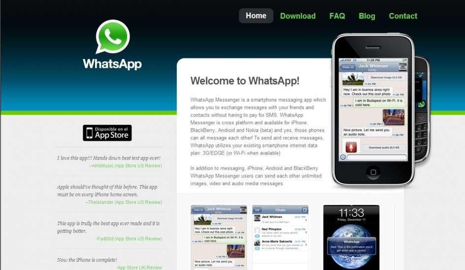 Qué encontramos en la útlima versión de Whatsapp - Android