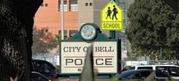 Bell, California.