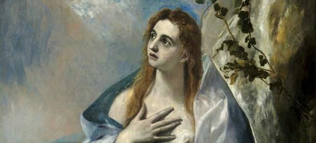 María Magdalena, de El Greco