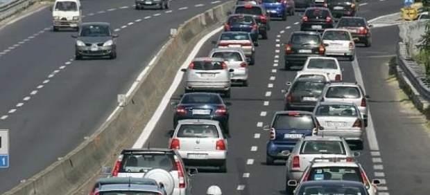 Circulación en carretera