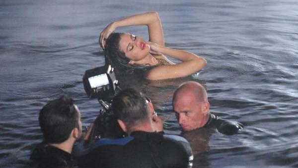 Selena Gomez en su nuevo videoclip