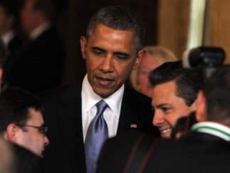 Visita de Obama a México