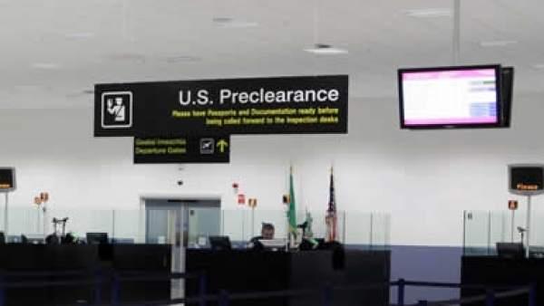 Aeropuerto americano