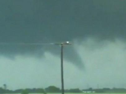 Varios tornados azotan Texas