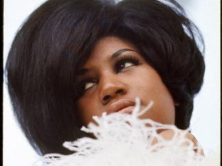´Aretha Franklin, Los Angeles´