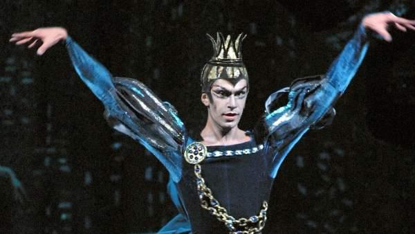 Nikolai Tsyskaridze, bailarín de Bolshoi