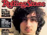 Rolling Stone, portada de Tsarnaev