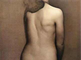 Solarized nude, 1930