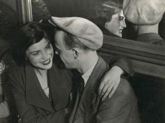 Lovers, Bal Musette des Quatre Saisons, rue de Lappe, c. 1932