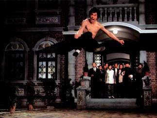 Still from the film Fist of Fury, 1972