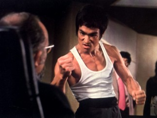 Film still from The Way of The Dragon 1972