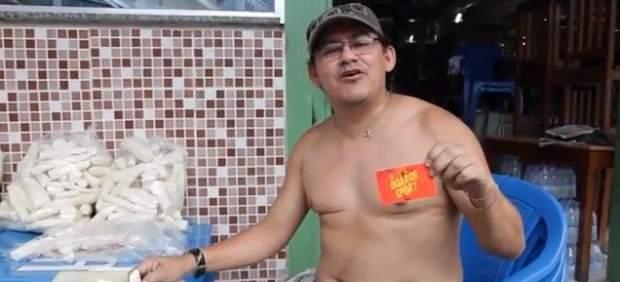 Donante de órganos brasileño
