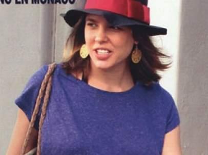 Portada de la revista Hola con Carlota de Mónaco