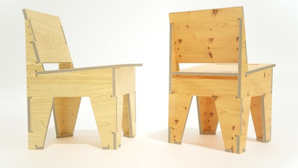 AtFAB / 5 to 30 Minute Chair