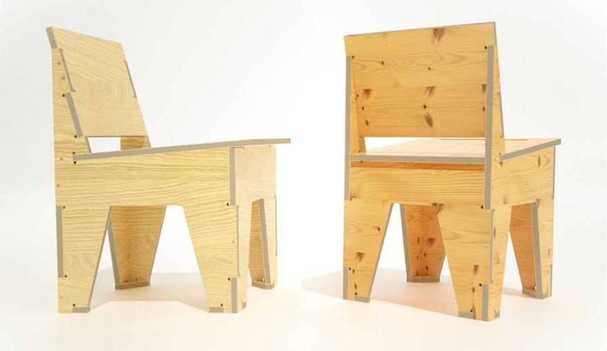 Una web ofrece gratis planos para fabricar muebles de dise o for Diseno de muebles para herramientas