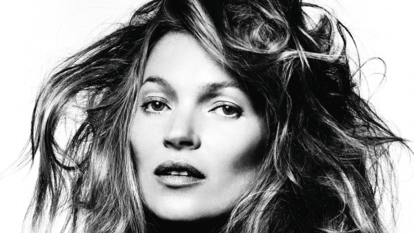 Kate Moss by David Bailey, 2013