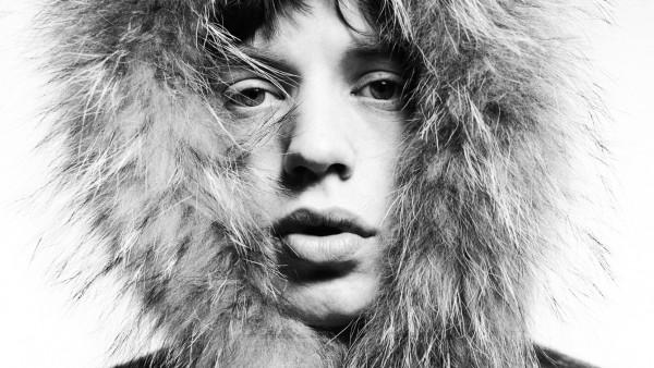 Mick Jagger by David Bailey, 1964