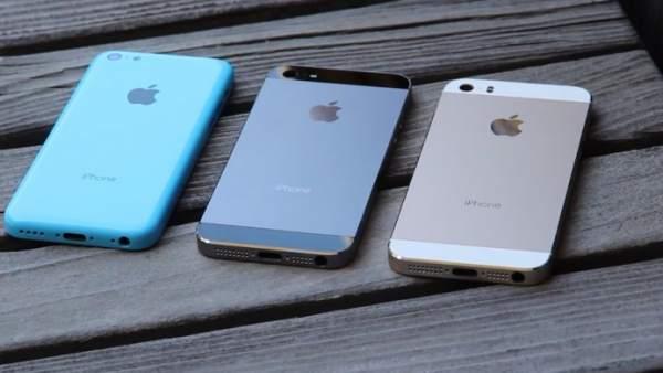 Los nuevos iPhone de Apple