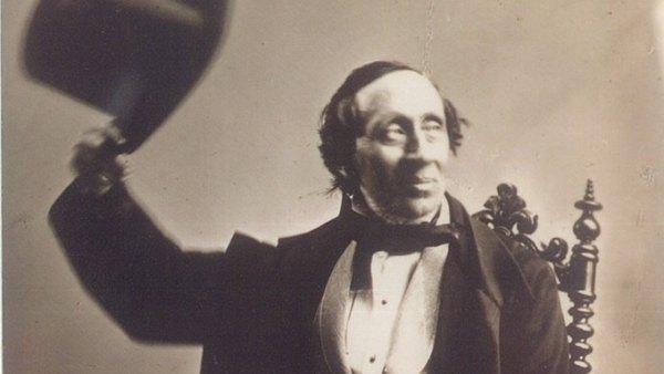 ´Hans Christian Andersen, 1865´