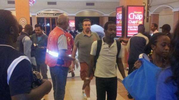 Ataque en Nairobi