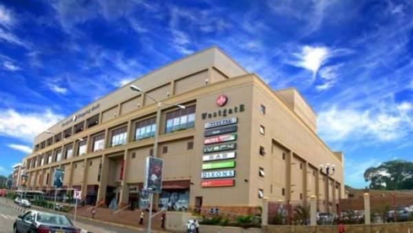 Westgate Mall, en Nairobi