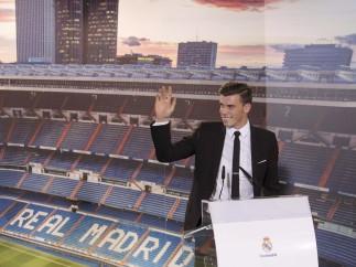 Primeras palabras del nuevo jugador de Madrid