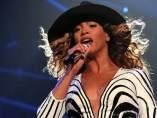Beyoncé ya luce de alta costura en los escenarios