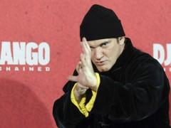 Tarantino presenta ´Django desencadenado´ en Alemania