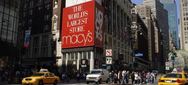 Tienda de Macy's en Nueva York
