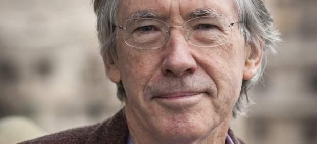 El escritor británico Ian McEwan, fotografiado en Barcelona.